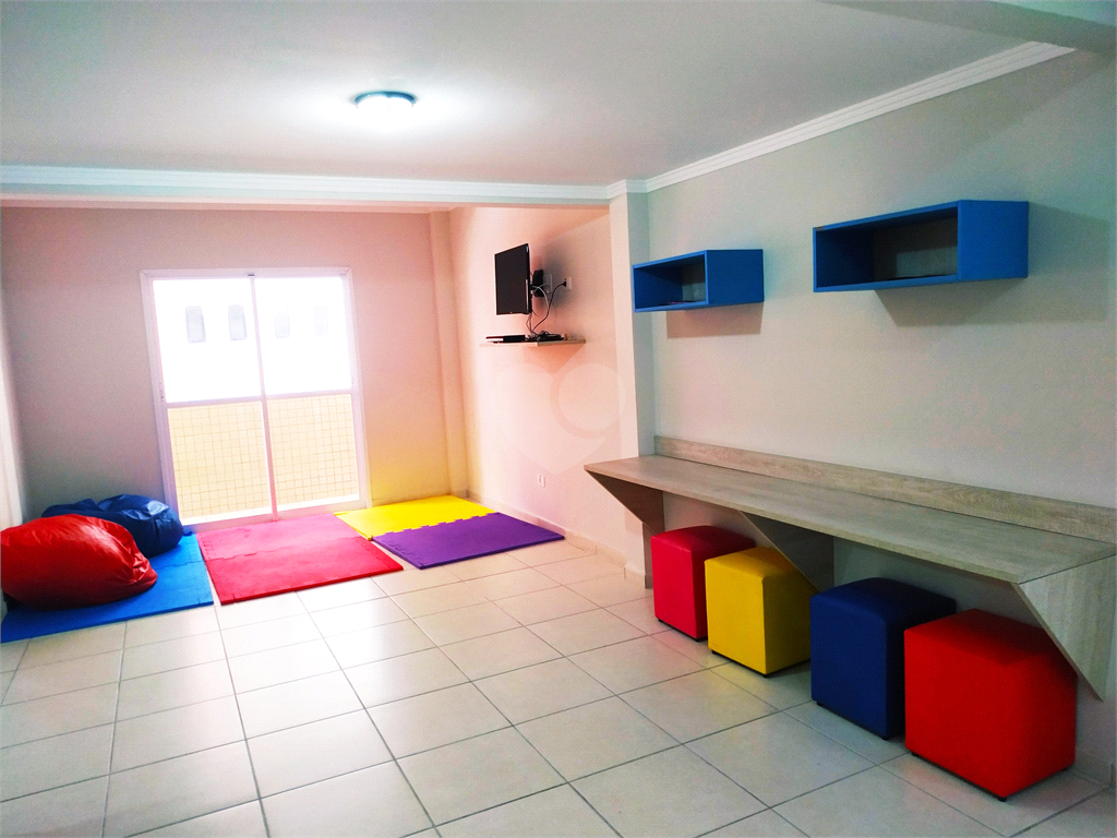 Venda Apartamento Praia Grande Canto Do Forte REO331021 28