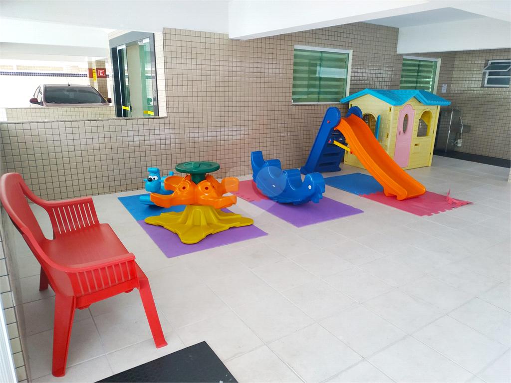 Venda Apartamento Praia Grande Canto Do Forte REO331021 23