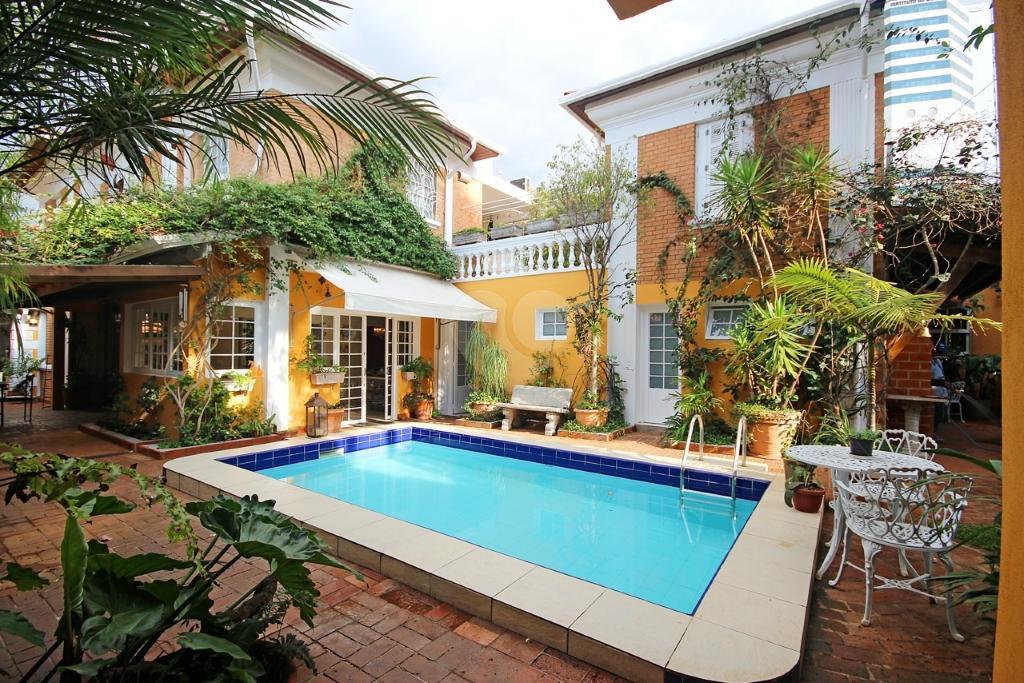 Venda Casa de vila São Paulo Pacaembu REO331142 18