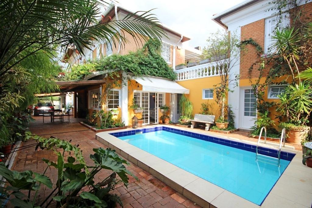 Venda Casa de vila São Paulo Pacaembu REO331142 3
