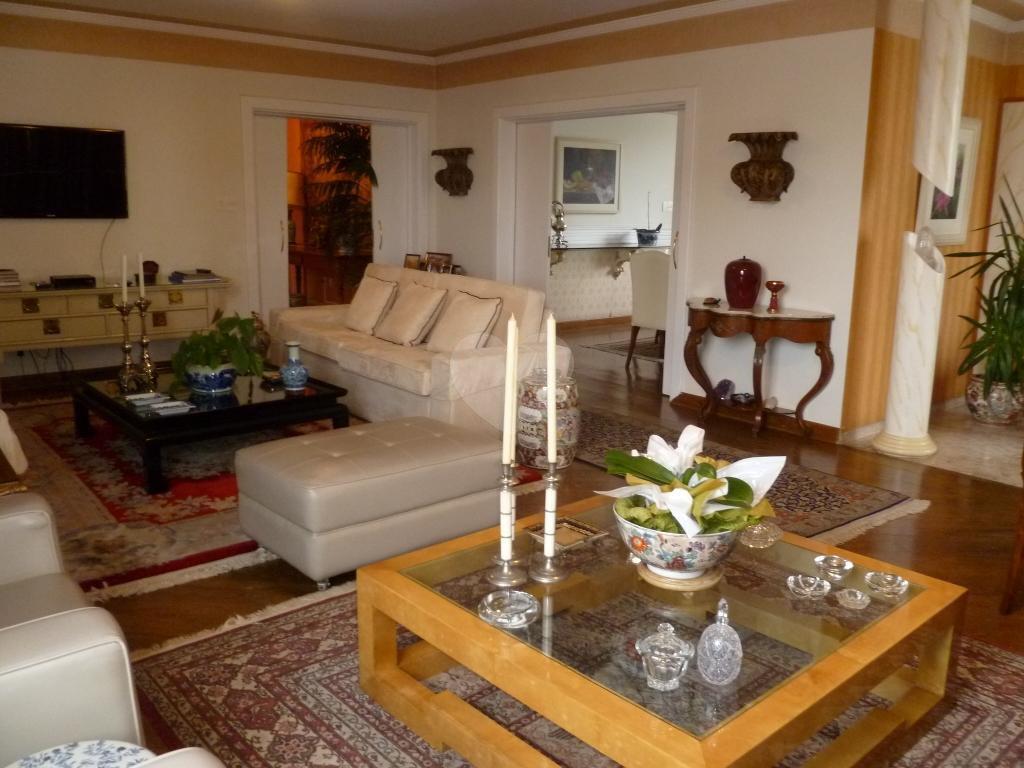Venda Apartamento São Paulo Jardim Paulista REO332983 1
