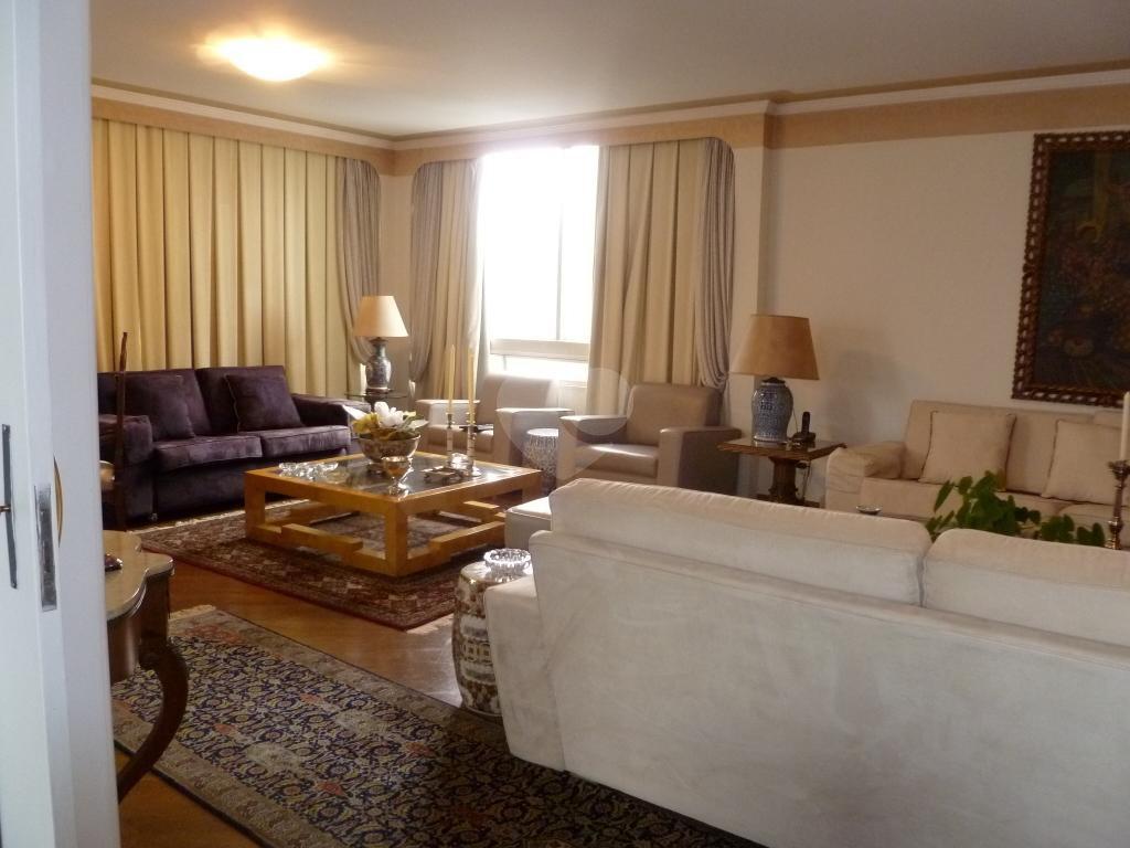 Venda Apartamento São Paulo Jardim Paulista REO332983 3