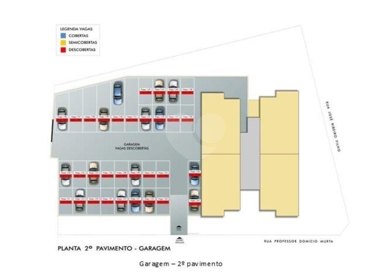Venda Apartamento Belo Horizonte Ouro Preto REO3333 8