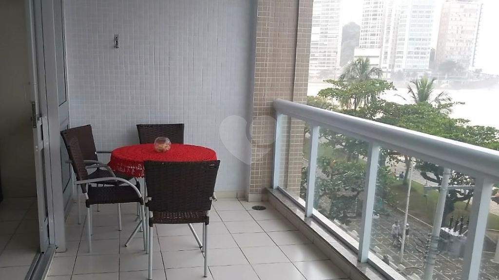 Venda Apartamento Guarujá Pitangueiras REO333450 5
