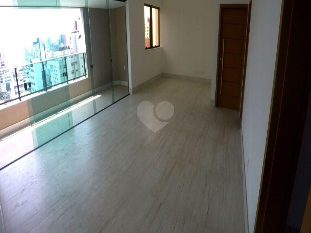 Venda Apartamento Belo Horizonte Sion REO334089 11