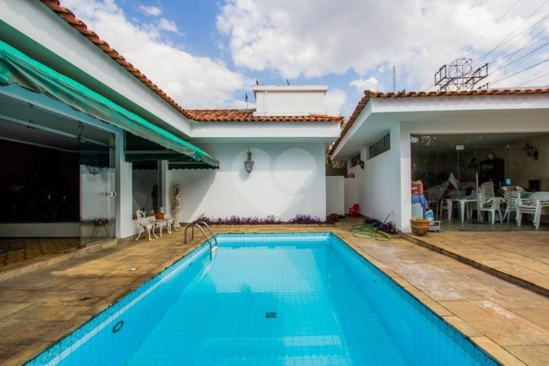 Venda Casa térrea São Paulo Alto De Pinheiros REO33415 1