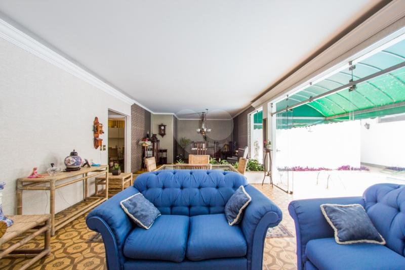 Venda Casa térrea São Paulo Alto De Pinheiros REO33415 9