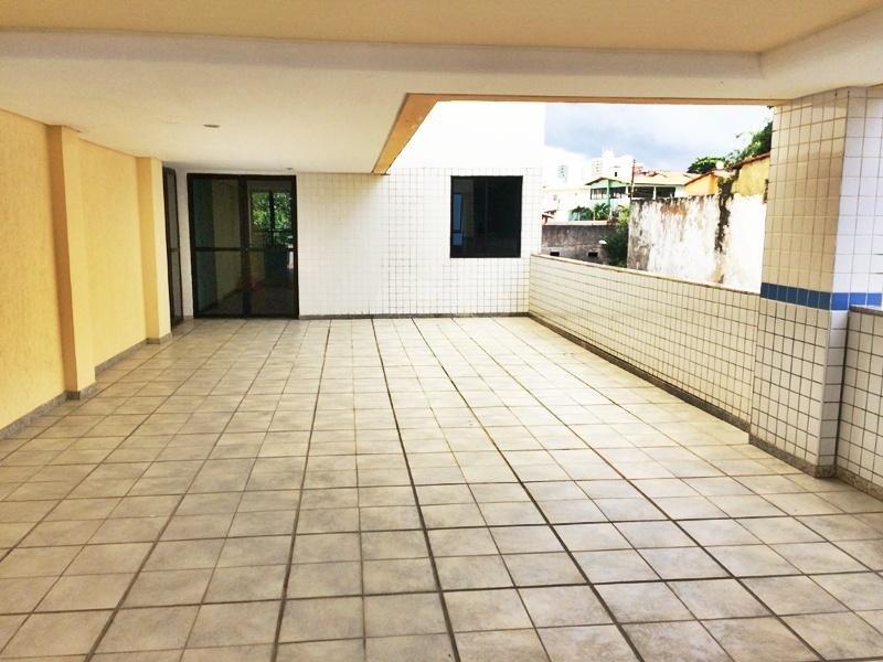 Venda Apartamento Salvador Costa Azul REO334422 18