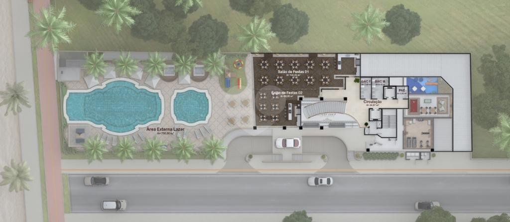 Venda Apartamento Itapema Meia Praia REO334554 10