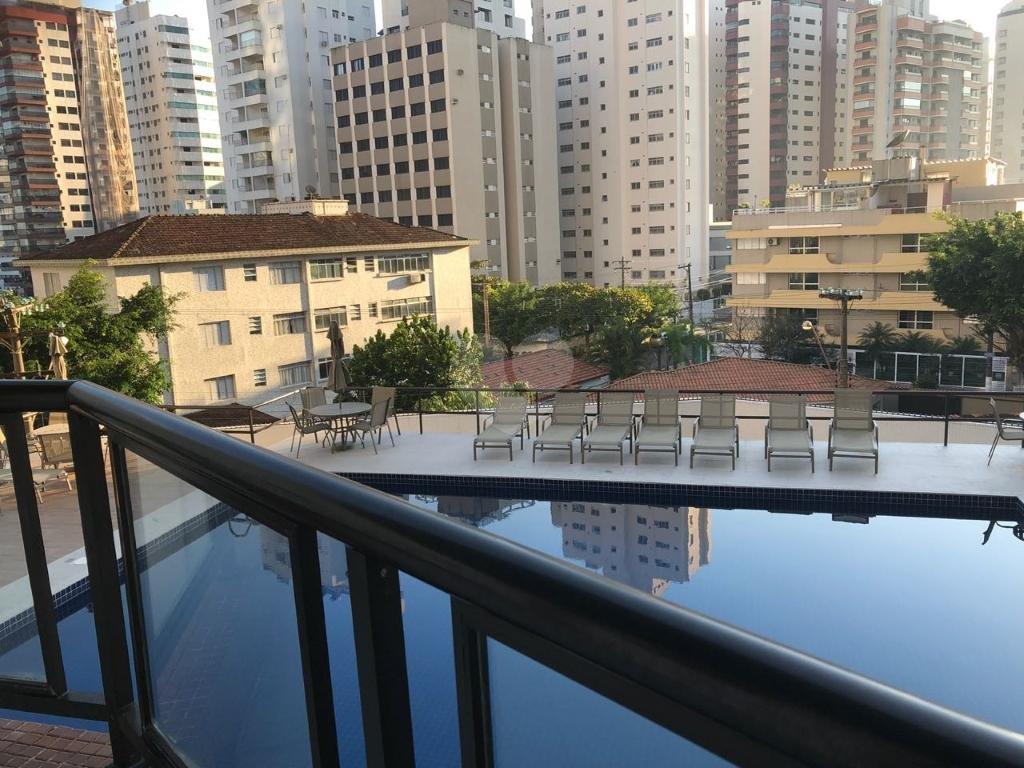 Venda Apartamento Guarujá Jardim Las Palmas REO335859 9