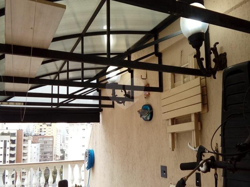 Venda Apartamento Santos Aparecida REO336279 11