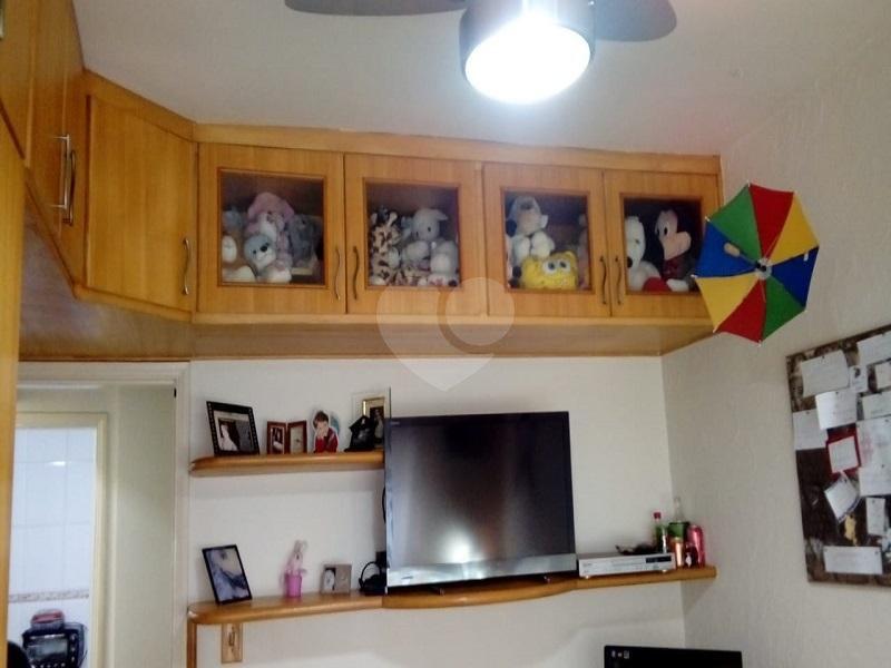 Venda Apartamento Santos Aparecida REO336279 6
