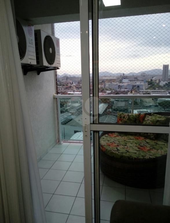 Venda Apartamento Santos Encruzilhada REO336873 8