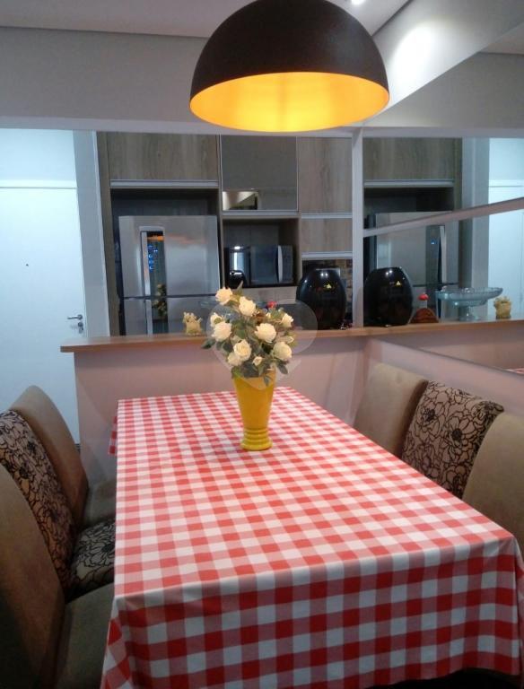 Venda Apartamento Santos Encruzilhada REO336873 3