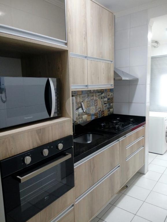 Venda Apartamento Santos Encruzilhada REO336873 11