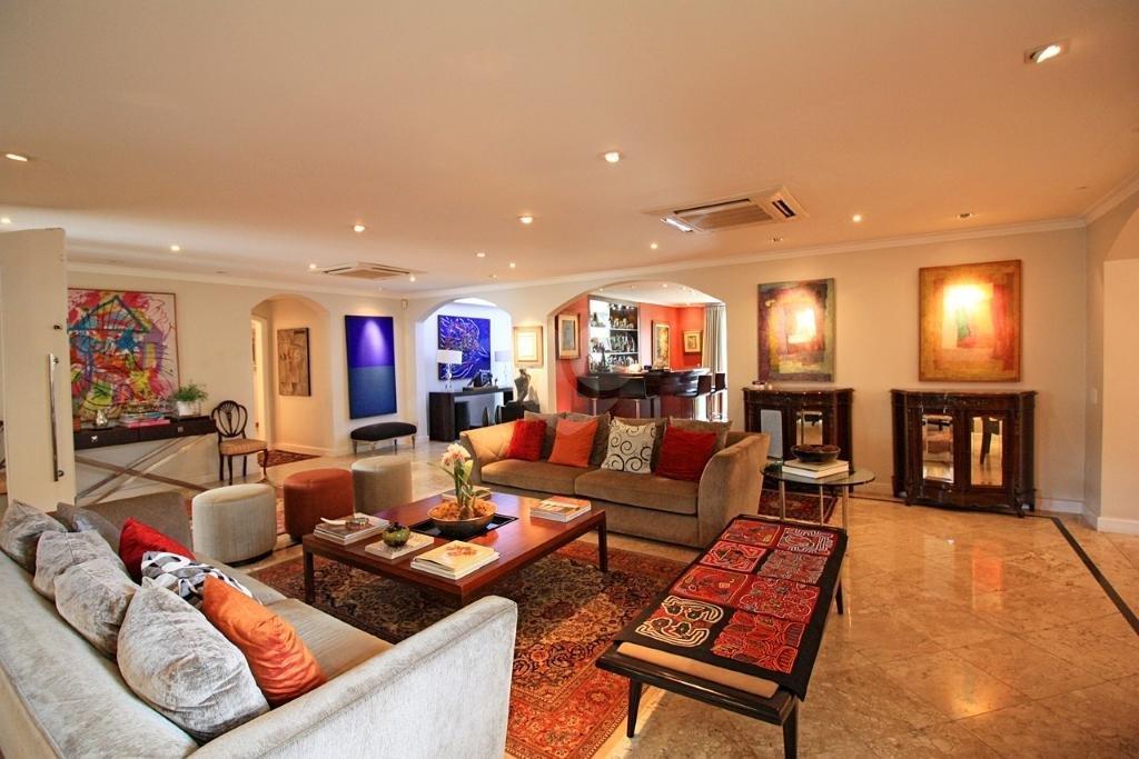 Venda Casa térrea São Paulo Alto De Pinheiros REO337109 12