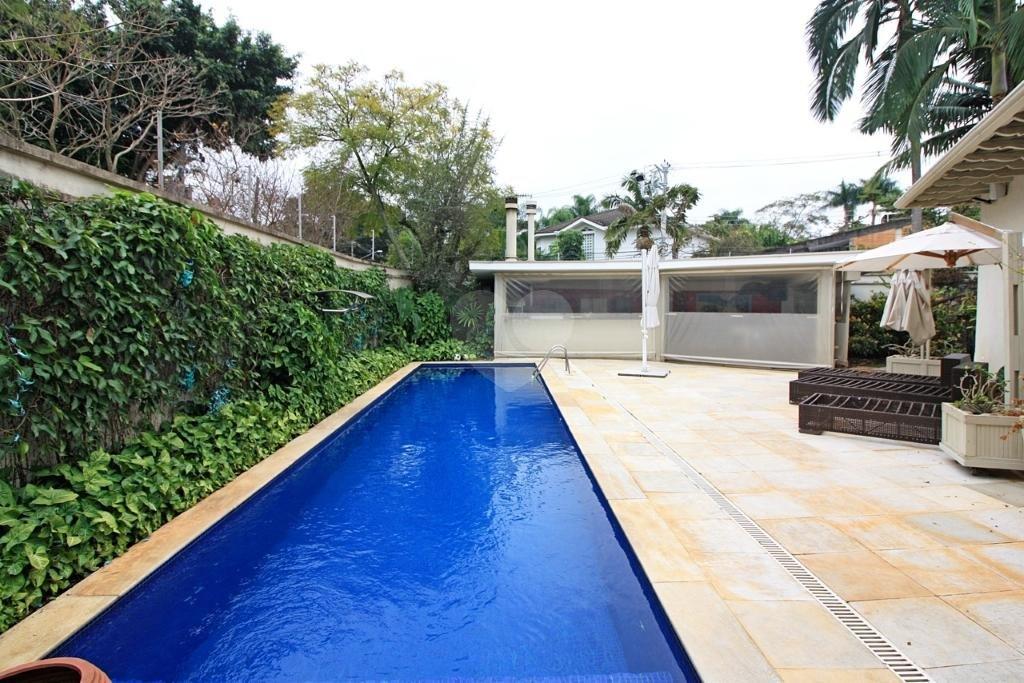 Venda Casa térrea São Paulo Alto De Pinheiros REO337109 1