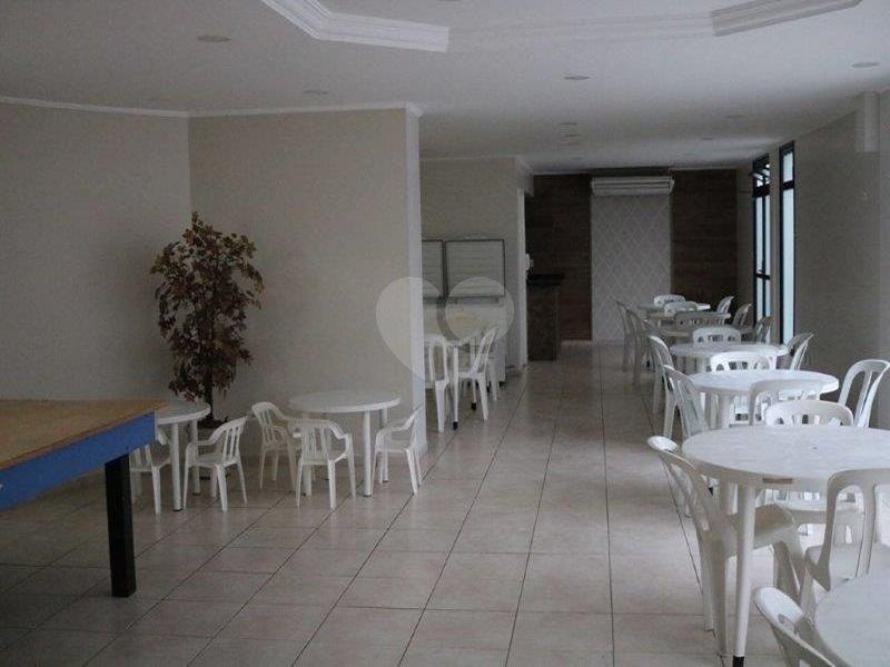 Venda Apartamento Santos Pompéia REO337251 5
