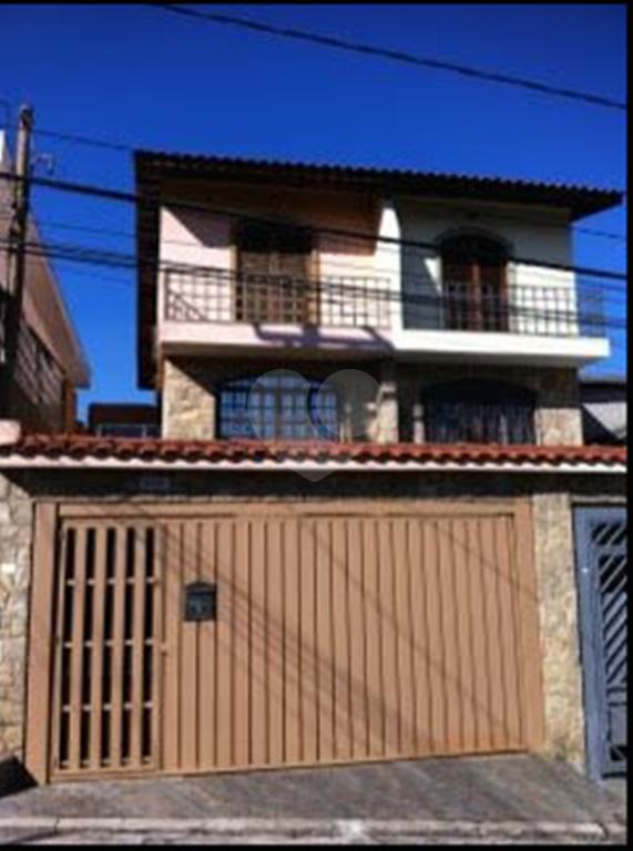 Venda Sobrado São Paulo Vila Isolina Mazzei REO337764 2