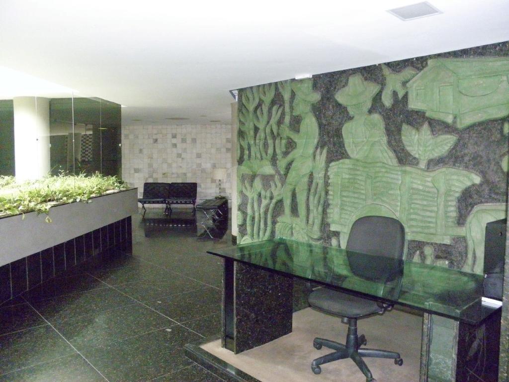 Venda Apartamento Belo Horizonte Lourdes REO339290 24