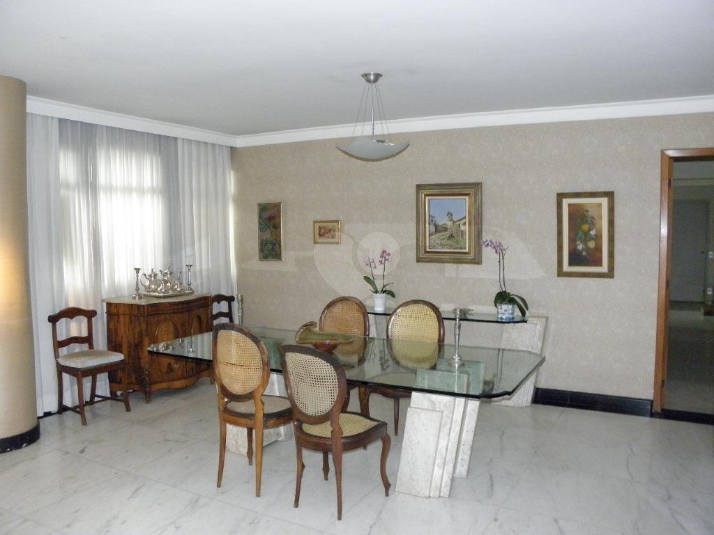 Venda Apartamento Belo Horizonte Lourdes REO339290 4