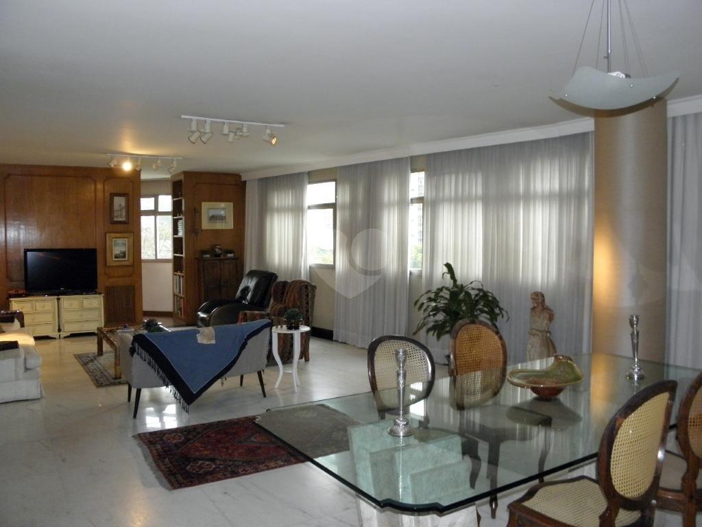 Venda Apartamento Belo Horizonte Lourdes REO339290 3