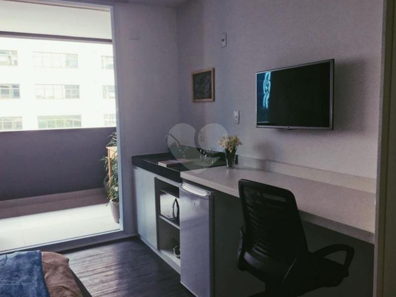 Venda Studio São Paulo Vila Olímpia REO339711 83