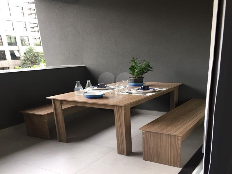 Venda Studio São Paulo Vila Olímpia REO339778 128