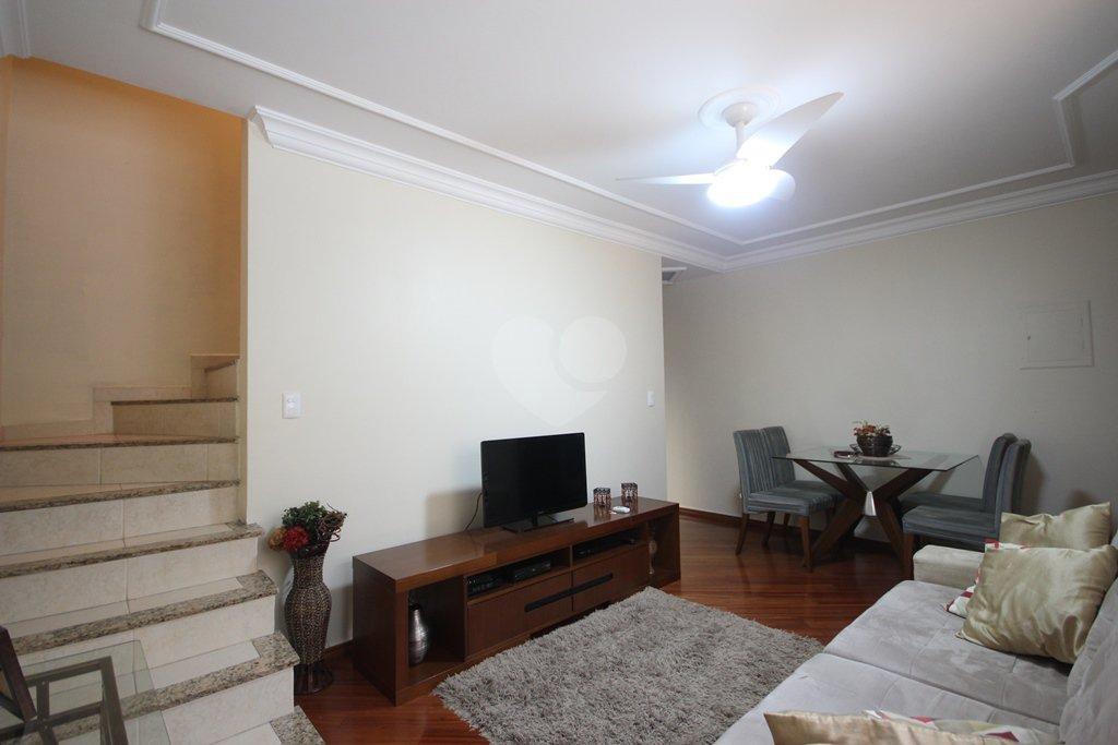 Venda Casa São Paulo Vila Palmeiras REO34077 8
