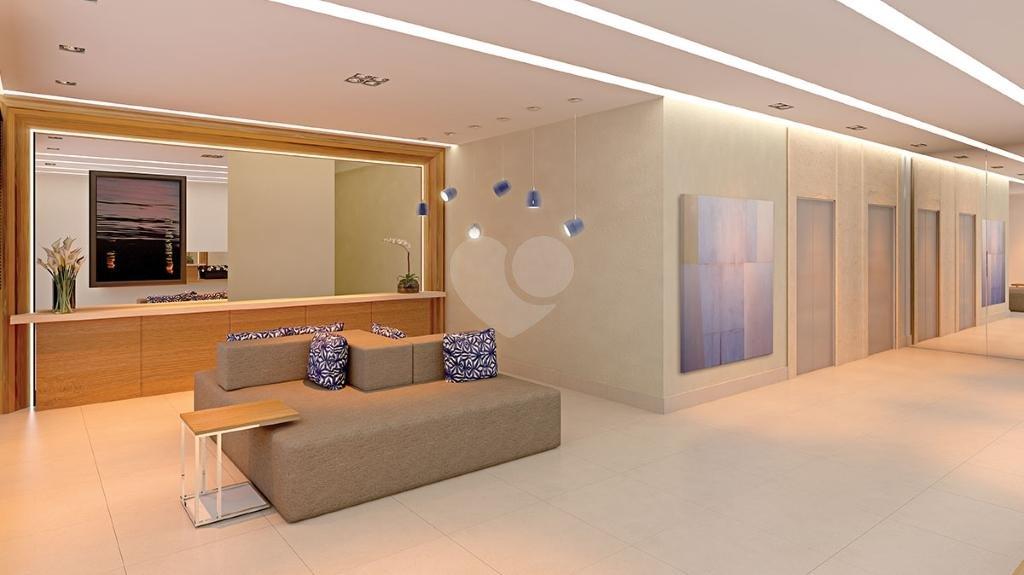 Aluguel Apartamento Santos Vila Mathias REO341051 4