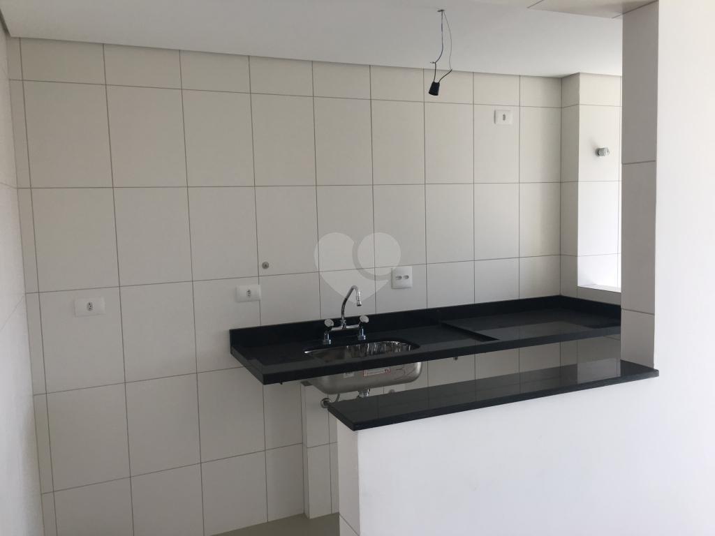 Aluguel Apartamento Santos Vila Mathias REO341051 9