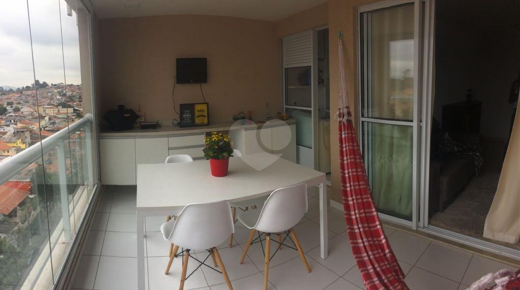 Venda Apartamento Osasco Pestana REO341979 2
