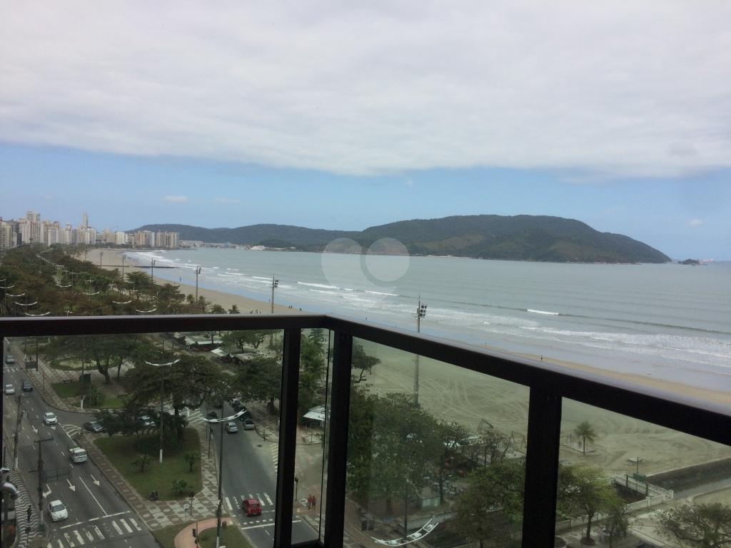Venda Apartamento Santos Boqueirão REO342243 12