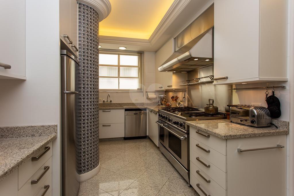 Venda Apartamento São Paulo Cerqueira César REO343705 23