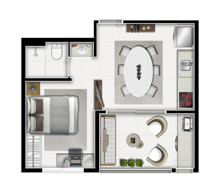Venda Apartamento São Paulo Sumarezinho REO344373 18