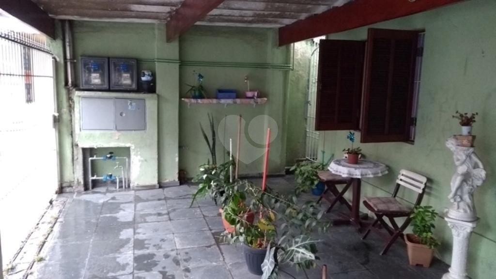 Venda Casa térrea São Paulo Vila Dom Pedro Ii REO344489 2