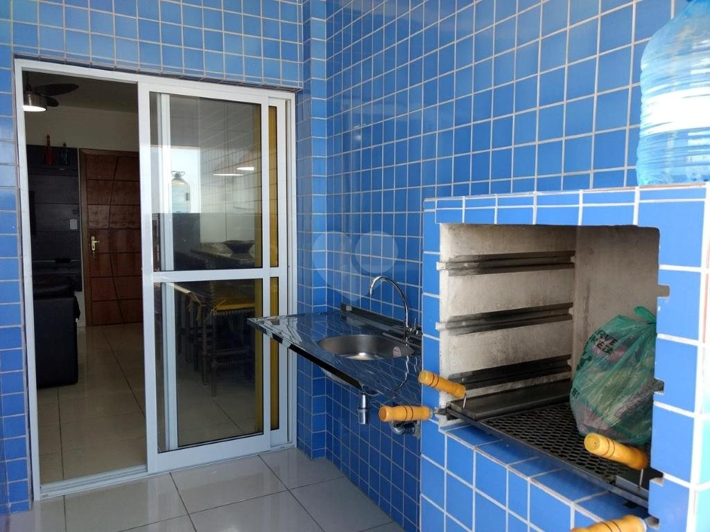 Venda Apartamento Praia Grande Maracanã REO344836 6