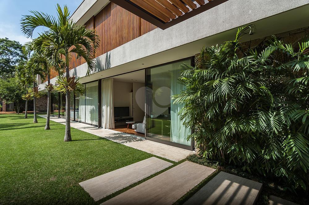 Venda Casa São Paulo Jardim América REO346251 2
