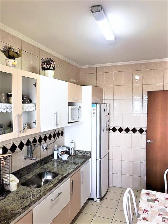 Venda Apartamento Praia Grande Aviação REO346952 17
