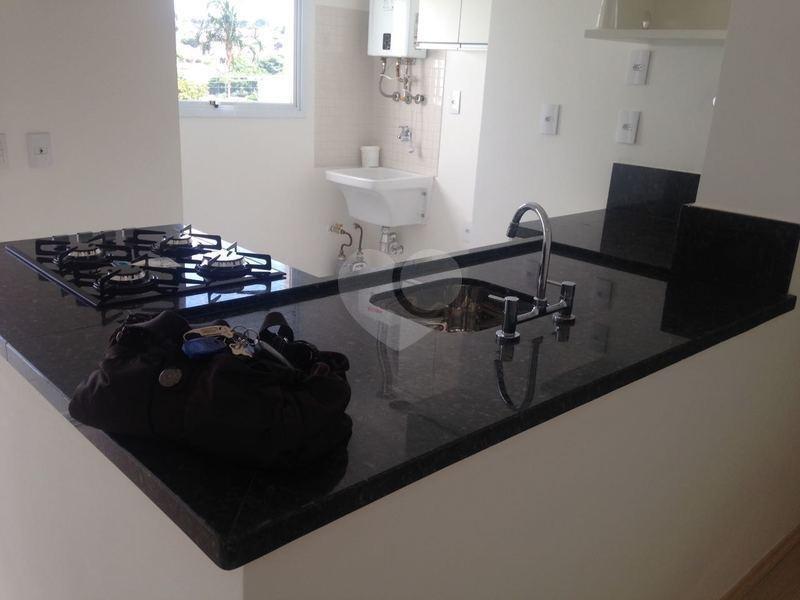 Venda Apartamento Indaiatuba Vila Homero REO348942 34
