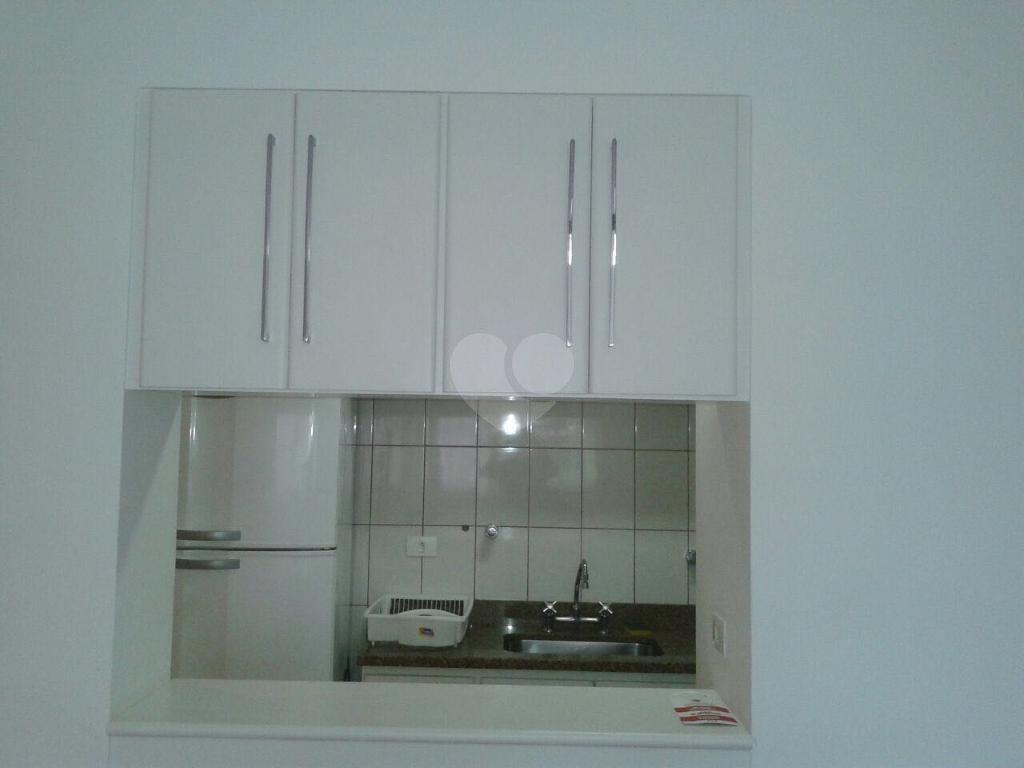 Venda Flat Santos Gonzaga REO349069 15