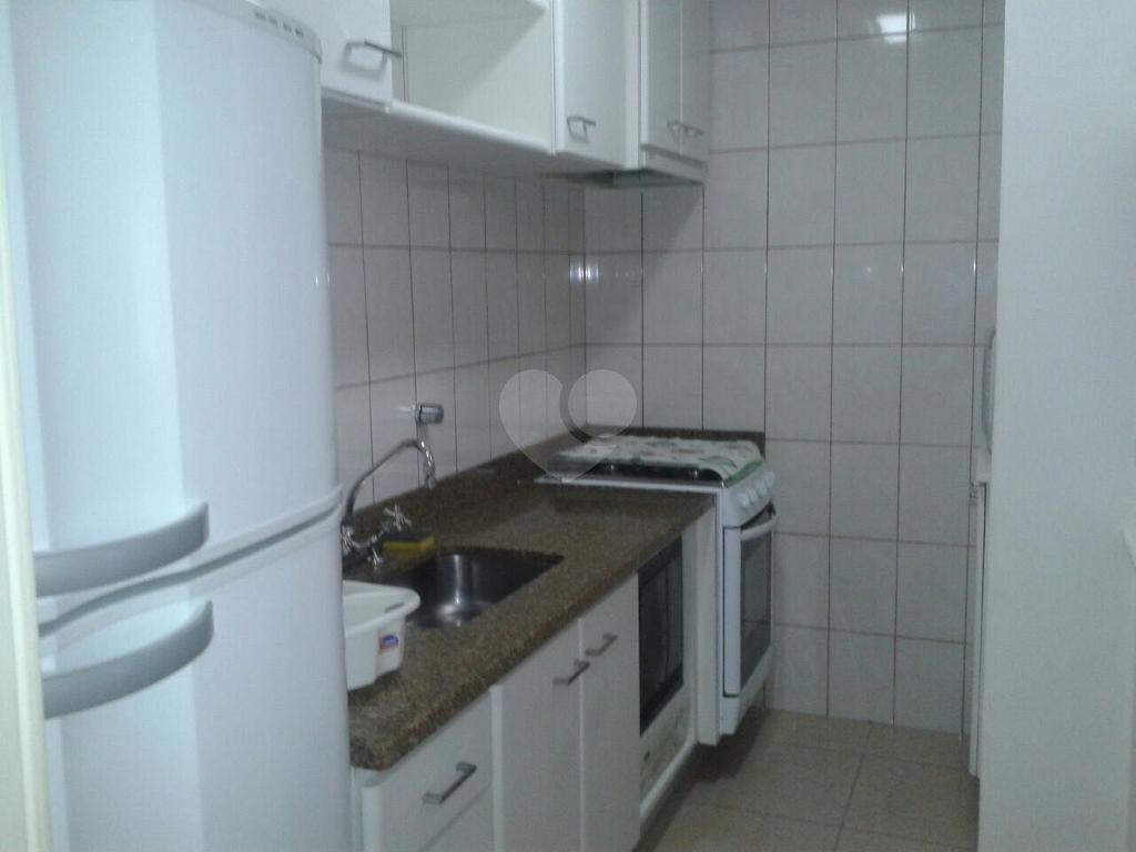Venda Flat Santos Gonzaga REO349069 14