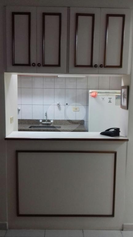 Venda Flat Santos Gonzaga REO349187 26