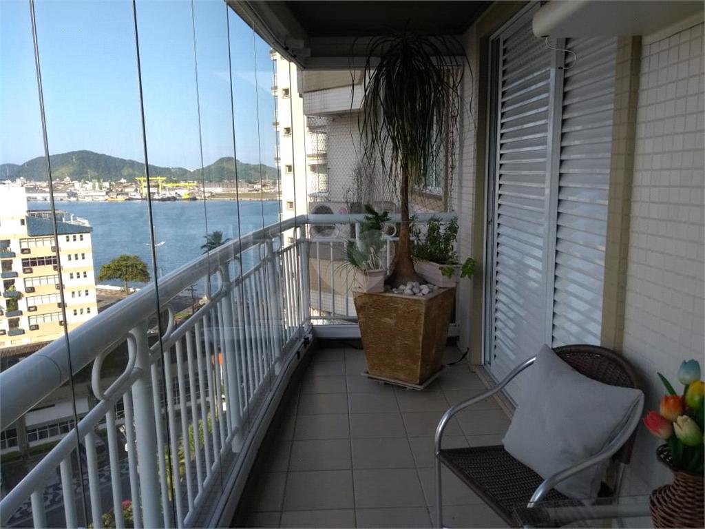 Venda Apartamento Santos Ponta Da Praia REO350346 40
