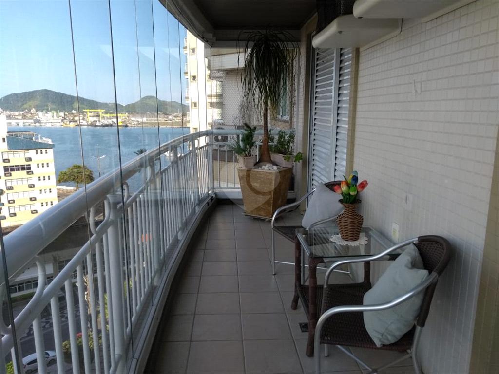 Venda Apartamento Santos Ponta Da Praia REO350346 42