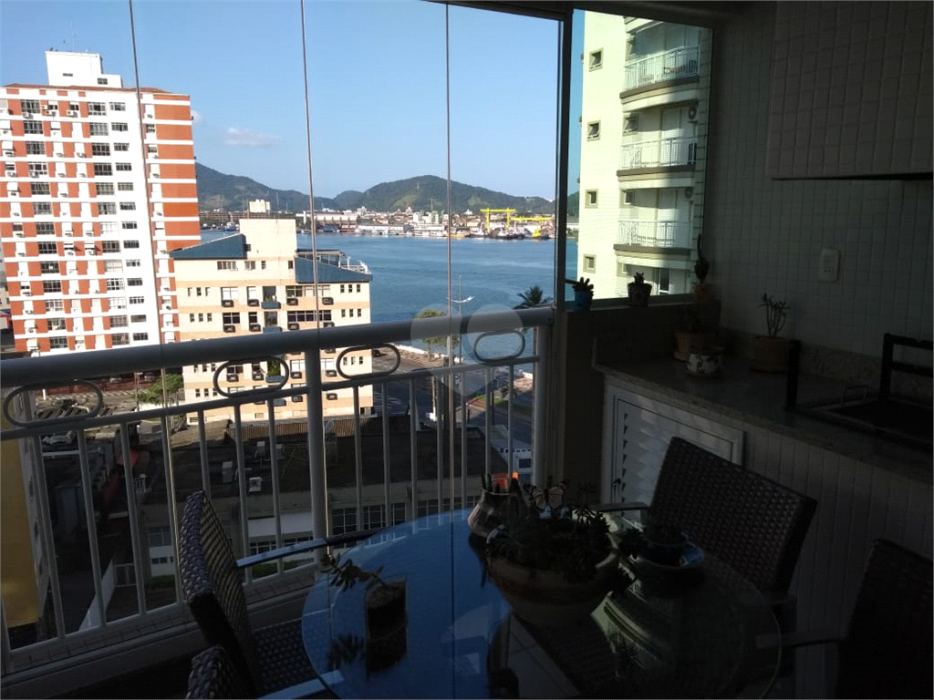 Venda Apartamento Santos Ponta Da Praia REO350346 71
