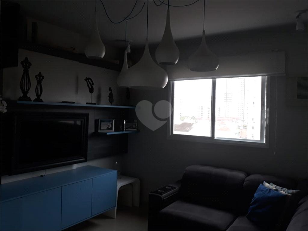 Venda Apartamento Santos Campo Grande REO352341 5