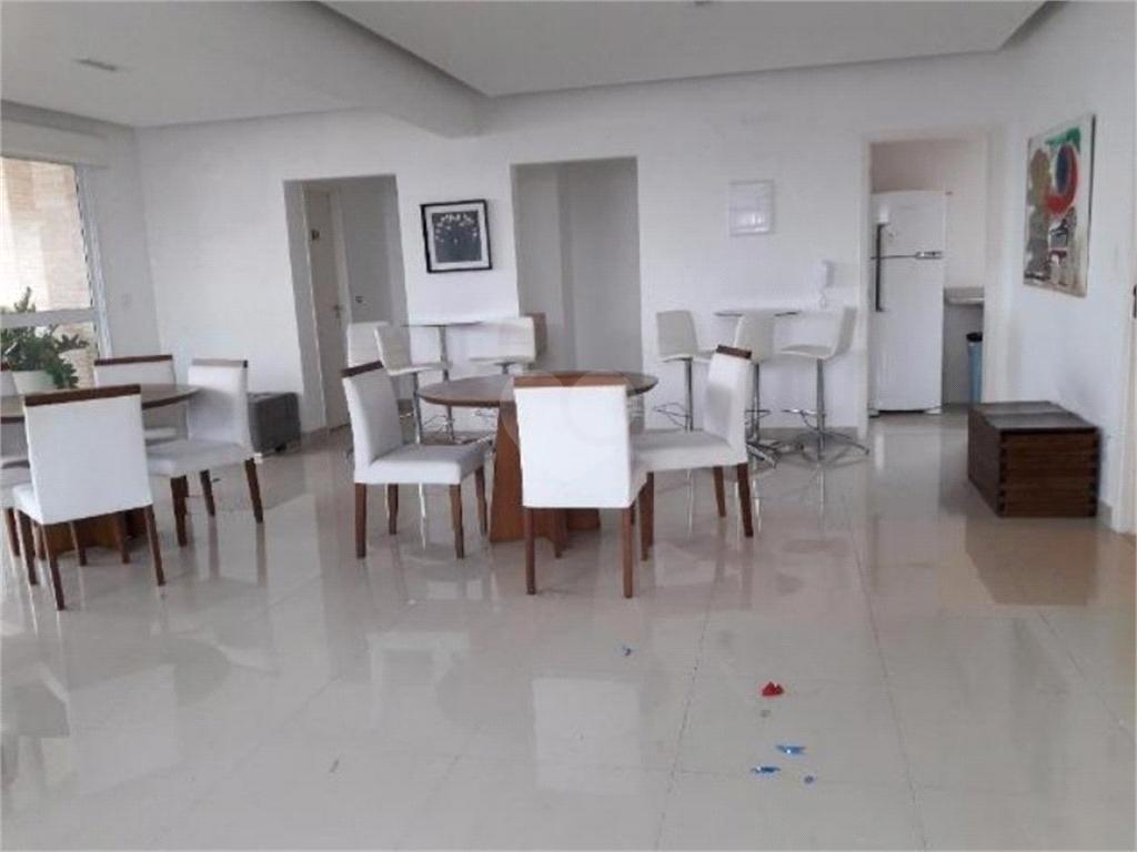 Aluguel Apartamento Santos José Menino REO352699 13