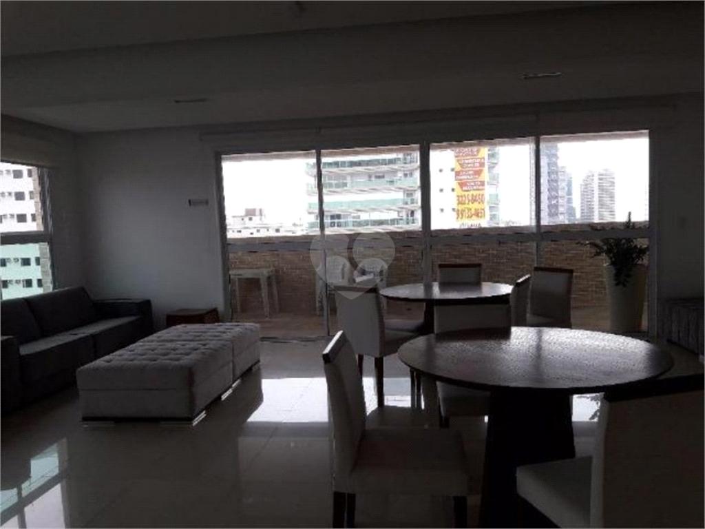 Aluguel Apartamento Santos José Menino REO352699 17