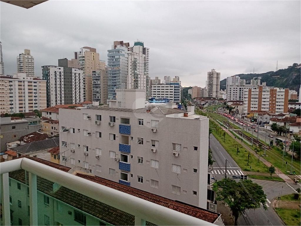 Aluguel Apartamento Santos José Menino REO352699 31